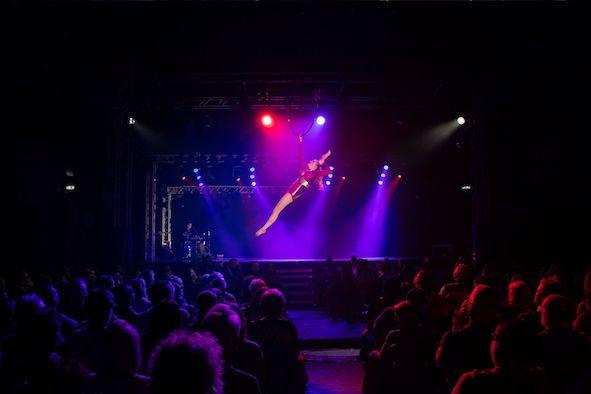 Artisten und Varietéshows am Bodensee