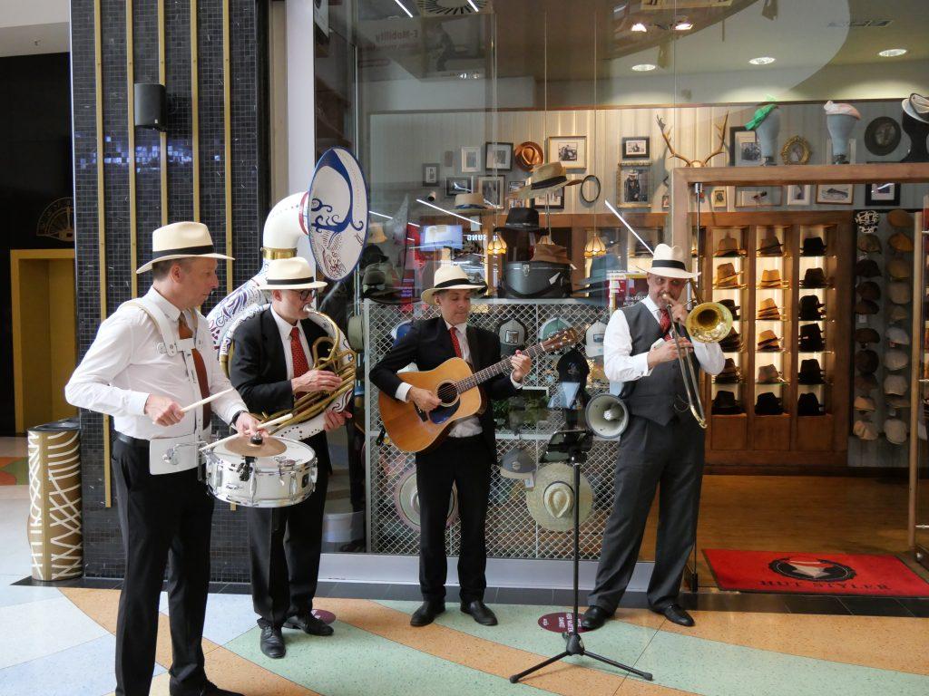 Swingband in Berlin