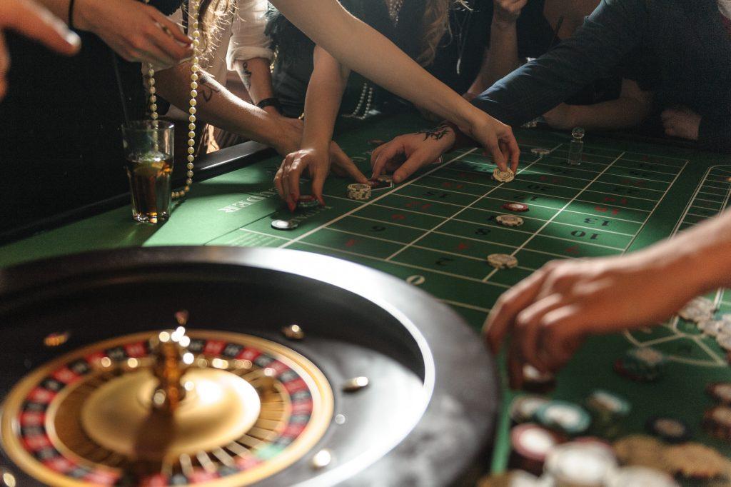 Spass im mobilen Casino.